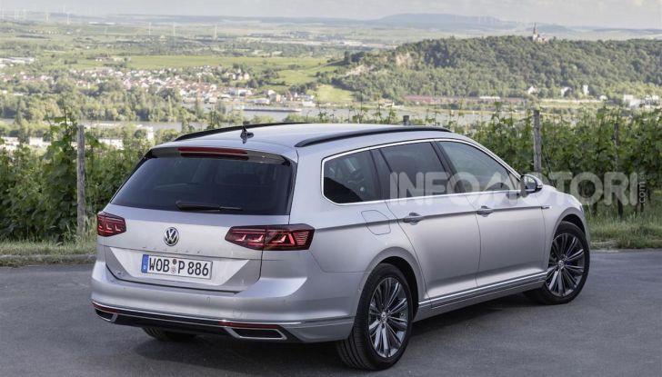 Nuova Volkswagen Passat GTE: instancabile e rispettosa dell'ambiente - Foto 4 di 10
