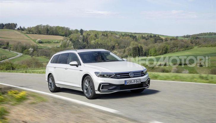 Nuova Volkswagen Passat GTE: instancabile e rispettosa dell'ambiente - Foto 6 di 10