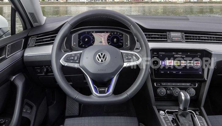 Nuova Volkswagen Passat GTE: instancabile e rispettosa dell'ambiente - Foto 9 di 10