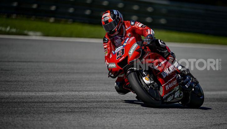 MotoGP 2019, GP d'Austria: Marquez davanti a tutti nelle libere del venerdì, Dovizioso a terra - Foto 3 di 19