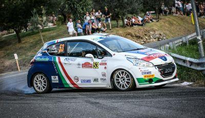 55° Rally del Friuli Venezia Giulia Appuntamento determinante per Peugeot