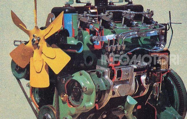 PEUGEOT 403 Diesel – la prima volta  del GASOLIO sotto il cofano della berlina di grande serie - Foto 5 di 8