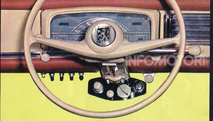 PEUGEOT 403 Diesel – la prima volta  del GASOLIO sotto il cofano della berlina di grande serie - Foto 6 di 8