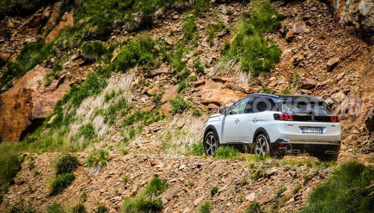 Peugeot 3008 GT Hybrid4, consumi e motori - Foto 11 di 15