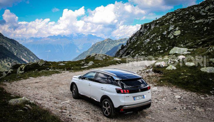 Peugeot 3008 GT Hybrid4, consumi e motori - Foto 15 di 15