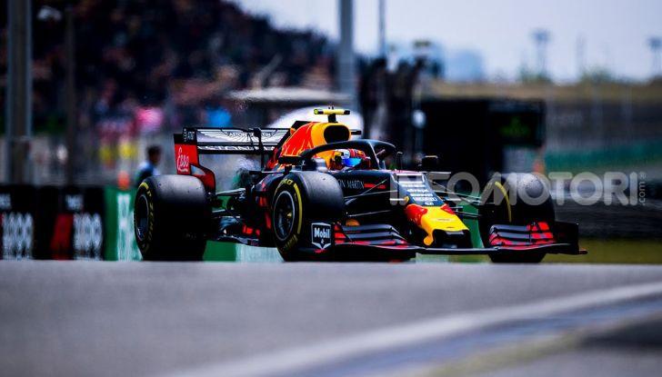 F1 2019: Albon al posto di Gasly in Red Bull dal GP del Belgio - Foto 10 di 10