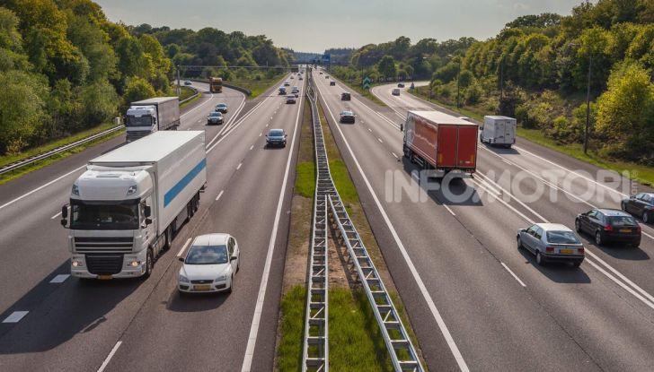 Sorpasso a destra in città e in autostrada: quando è possibile? - Foto 6 di 10