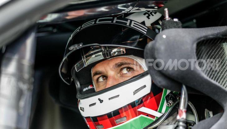 Porsche Taycan, record al Nurburgring per l'auto elettrica - Foto 4 di 5