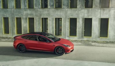 Novitec lancia la sfida: la Tesla Model 3 si fa sportiva