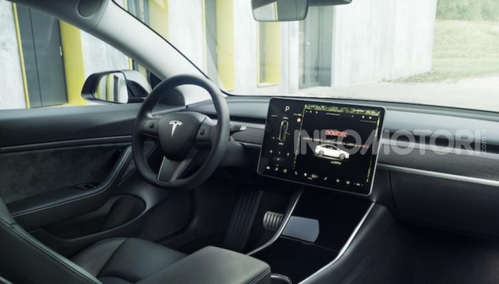 Novitec lancia la sfida: la Tesla Model 3 si fa sportiva - Foto 7 di 8