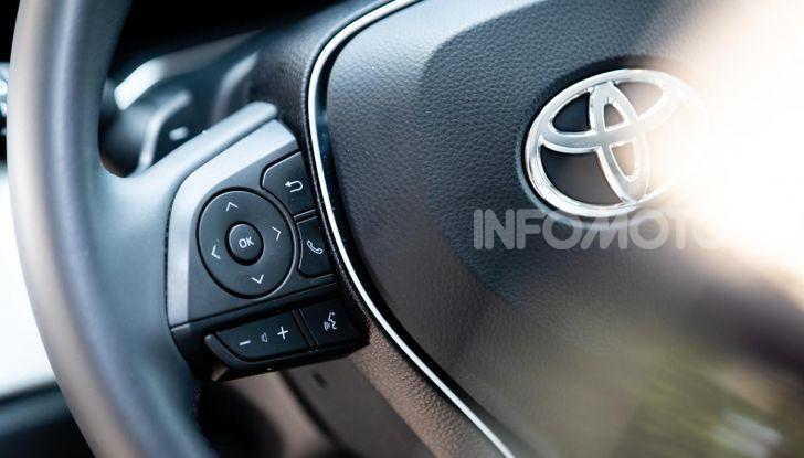 [VIDEO] Prova consumi Toyota Corolla Touring Sports Hybrid 2019 - Foto 19 di 43