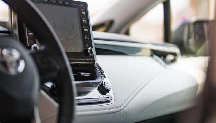 [VIDEO] Prova consumi Toyota Corolla Touring Sports Hybrid 2019 - Foto 21 di 43