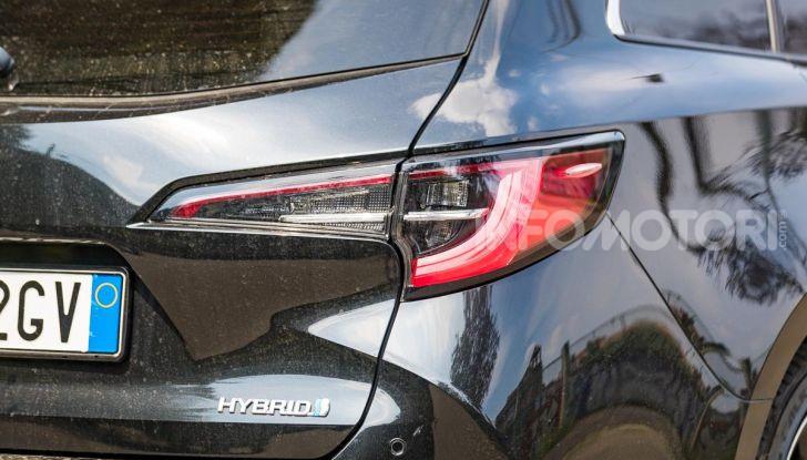 [VIDEO] Prova consumi Toyota Corolla Touring Sports Hybrid 2019 - Foto 24 di 43