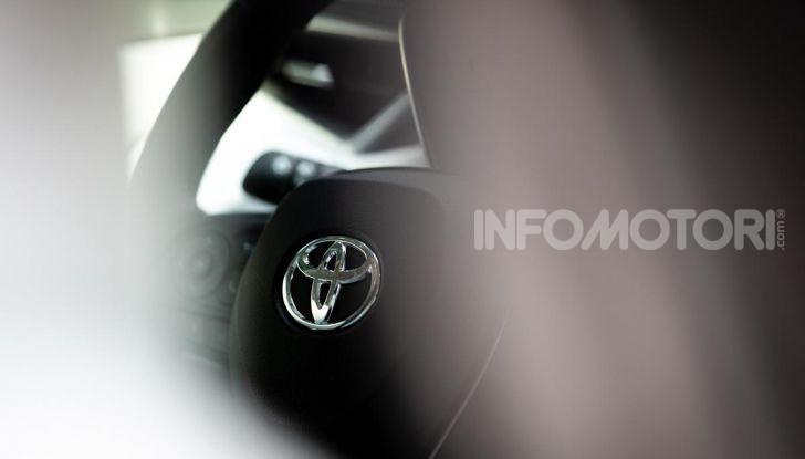 [VIDEO] Prova consumi Toyota Corolla Touring Sports Hybrid 2019 - Foto 26 di 43