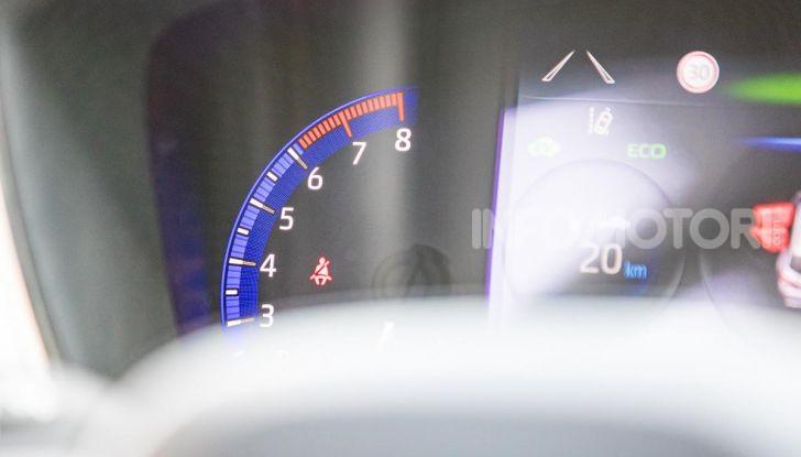 [VIDEO] Prova consumi Toyota Corolla Touring Sports Hybrid 2019 - Foto 33 di 43