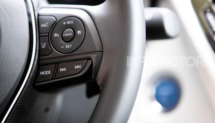 [VIDEO] Prova consumi Toyota Corolla Touring Sports Hybrid 2019 - Foto 34 di 43