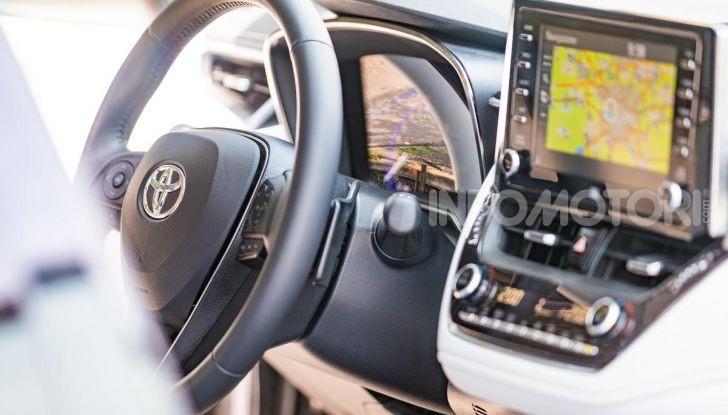 [VIDEO] Prova consumi Toyota Corolla Touring Sports Hybrid 2019 - Foto 40 di 43
