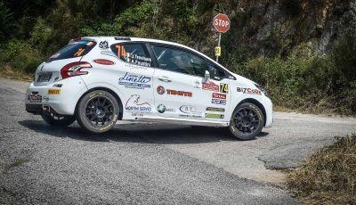 Peugeot Competition 208 Rally Cup TOP – In Friuli inizia la volata