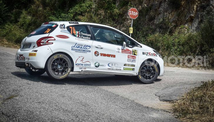 Peugeot Competition 208 Rally Cup TOP – In Friuli inizia la volata - Foto 1 di 5