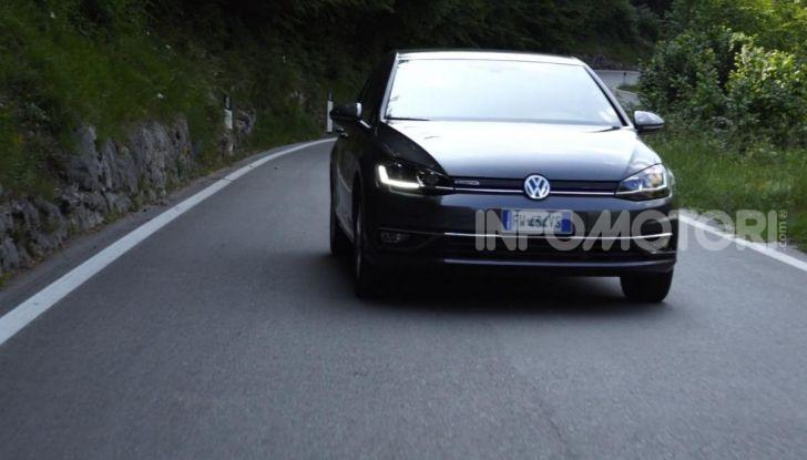 [VIDEO] Prova Volkswagen Golf TGI: La Strada in Streaming! - Foto 33 di 33