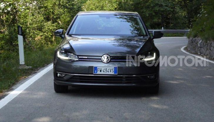 [VIDEO] Prova Volkswagen Golf TGI: La Strada in Streaming! - Foto 12 di 33