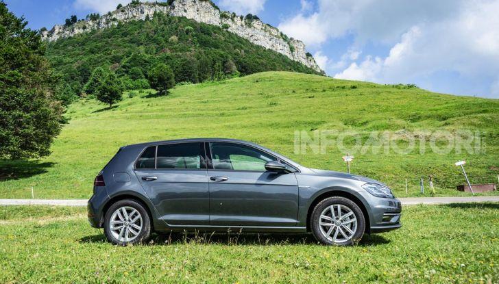 [VIDEO] Prova Volkswagen Golf TGI: La Strada in Streaming! - Foto 3 di 33