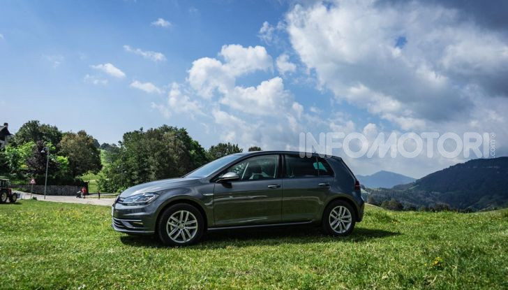 [VIDEO] Prova Volkswagen Golf TGI: La Strada in Streaming! - Foto 5 di 33