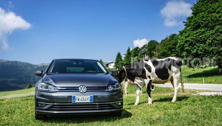 [VIDEO] Prova Volkswagen Golf TGI: La Strada in Streaming! - Foto 6 di 33