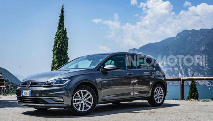 [VIDEO] Prova Volkswagen Golf TGI: La Strada in Streaming! - Foto 8 di 33
