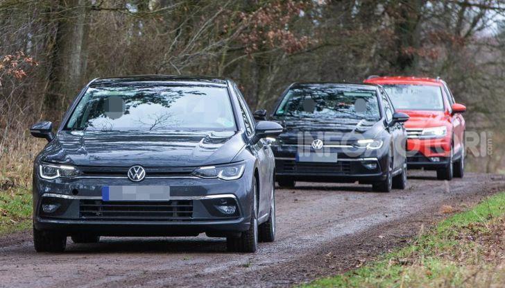 Il nuovo logo Volkswagen per il 2020 al Salone di Francoforte - Foto 3 di 6