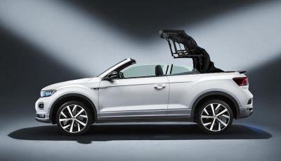 Volskwagen T-Roc Cabriolet: il SUV vista cielo