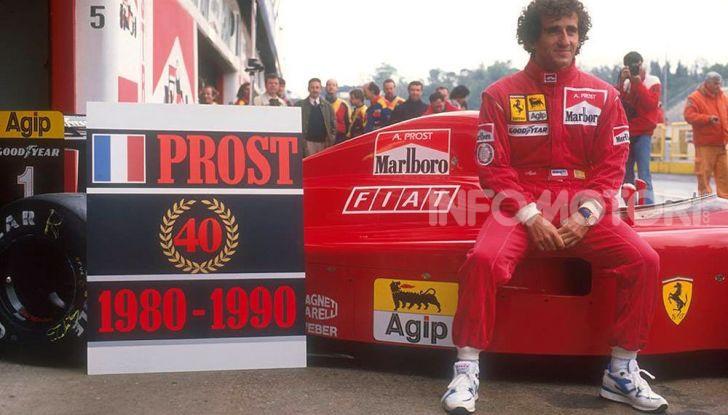 F1: i piloti più famosi licenziati a stagione in corso - Foto 13 di 16