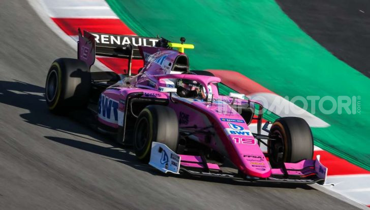 Formula 2: Anthoine Hubert muore sul colpo nello scontro con Juan Manuel Correa - Foto 8 di 14