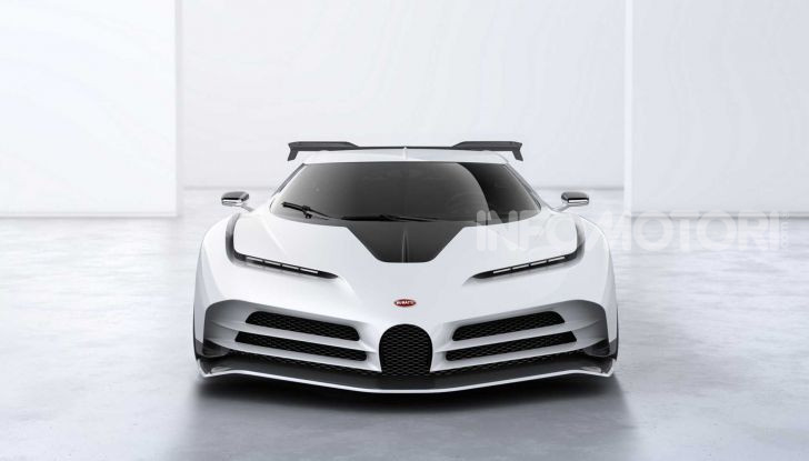 Bugatti Centodieci, 10 esemplari a 8 milioni di euro - Foto 11 di 13