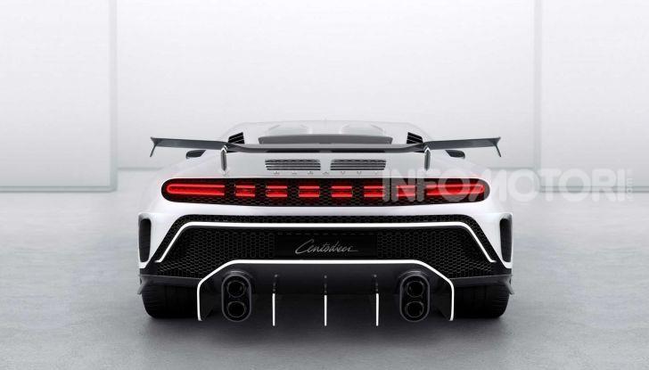 Bugatti Centodieci, 10 esemplari a 8 milioni di euro - Foto 5 di 13