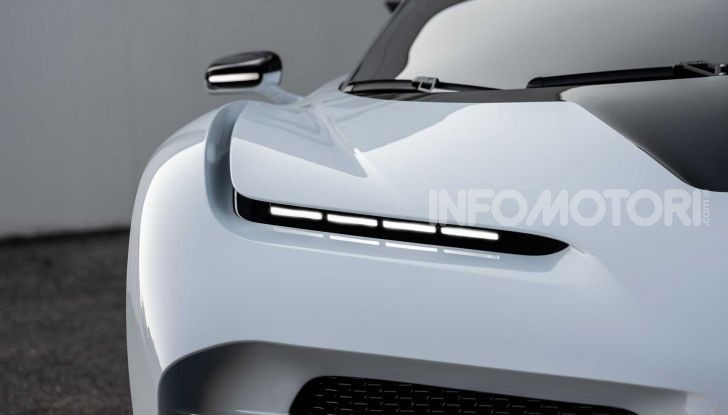 Bugatti Centodieci, 10 esemplari a 8 milioni di euro - Foto 13 di 13
