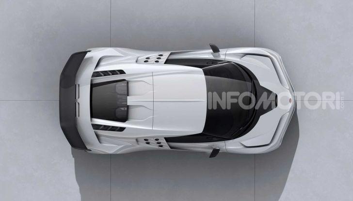 Bugatti Centodieci, 10 esemplari a 8 milioni di euro - Foto 6 di 13