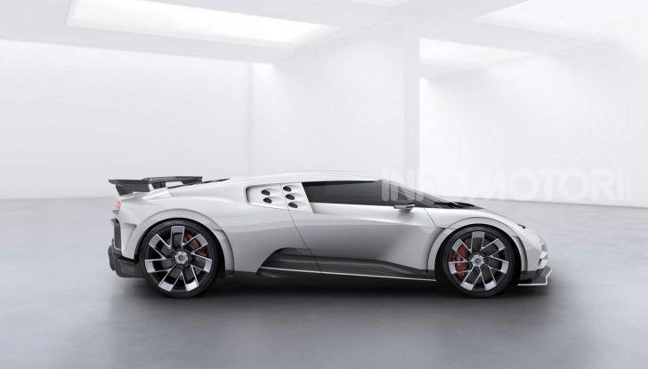 Bugatti Centodieci, 10 esemplari a 8 milioni di euro - Foto 8 di 13