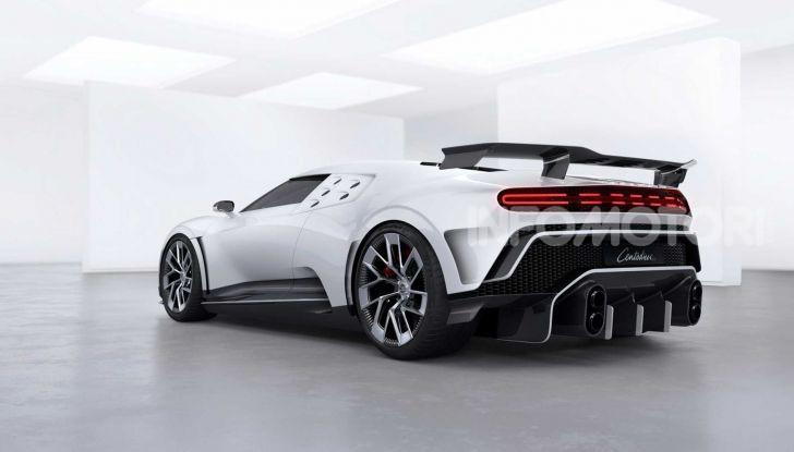 Bugatti Centodieci, 10 esemplari a 8 milioni di euro - Foto 9 di 13