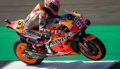 MotoGP 2019, GP di Gran Bretagna: Marquez suona la carica e centra la pole davanti a Rossi e Miller, Dovizioso settimo