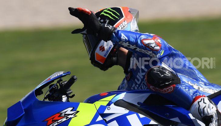 MotoGP 2019, GP di Gran Bretagna: Marquez suona la carica e centra la pole davanti a Rossi e Miller, Dovizioso settimo - Foto 2 di 19