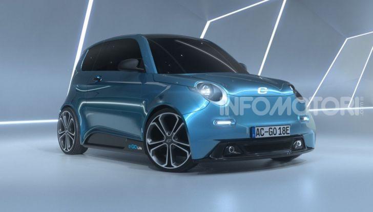 Le auto elettriche più economiche sotto i 20.000 euro - Foto 1 di 4