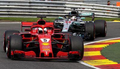F1 2019, GP del Belgio: gli orari tv Sky e TV8 di Spa-Francorchamps
