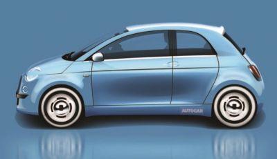 Fiat 500 elettrica: unica a partire dal sistema di apertura