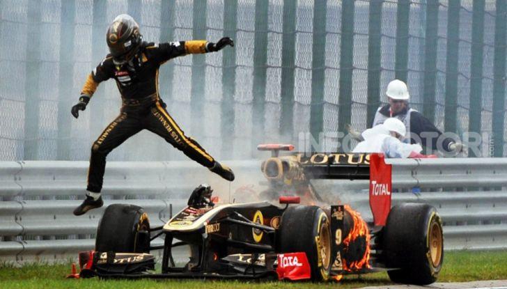 F1: i piloti più famosi licenziati a stagione in corso - Foto 4 di 16