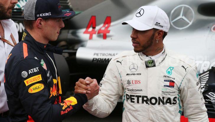 F1, aperto il mercato piloti: scambio tra Hamilton e Verstappen, Leclerc in Ferrari con Ricciardo - Foto 2 di 10