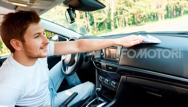 Pulizia degli interni dell'auto: tutto quello che bisogna sapere - Foto 1 di 10
