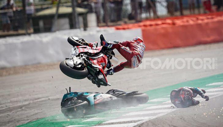 MotoGP 2019: Andrea Dovizioso verso i test di Misano, ma in quali condizioni? - Foto 4 di 10