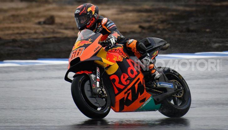 MotoGP 2019: Bradley Smith e l'Aprilia al top nella due giorni di test sul KymiRing - Foto 8 di 11