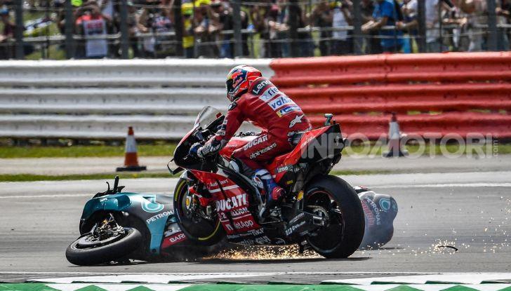 MotoGP 2019: Andrea Dovizioso verso i test di Misano, ma in quali condizioni? - Foto 3 di 10